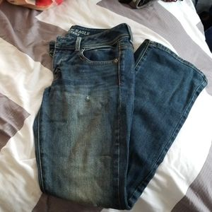 Bootcut American Eagle jeans